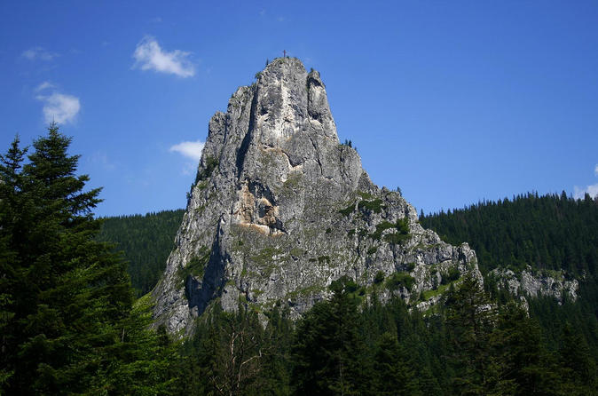 Private Rock Climbing Tour: The Altar Stone In The Bicaz Gorges