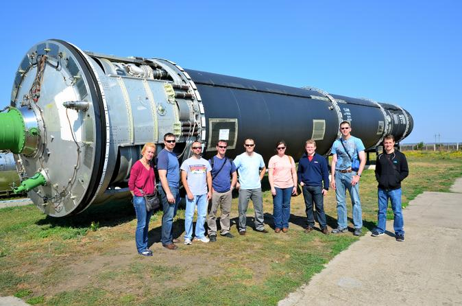 Private Tour of the Museum of Strategic Nuclear Missile Forces