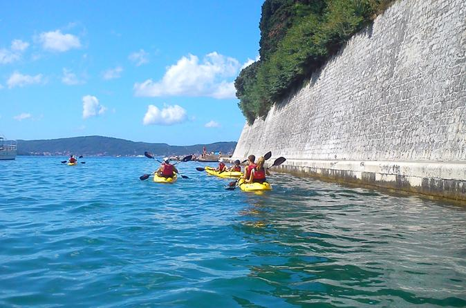 Sea kayak tour from zadar in zadar 188756
