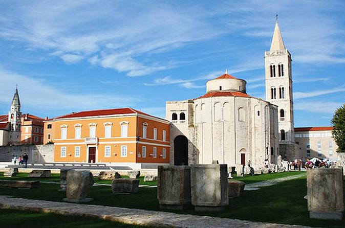 Zadar Old Town Self Guided Audio Tour