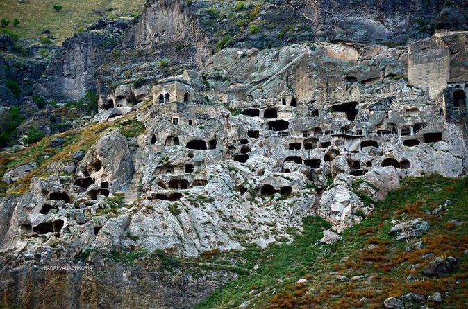 2-Day Private Tour to Vardzia from Tbilisi
