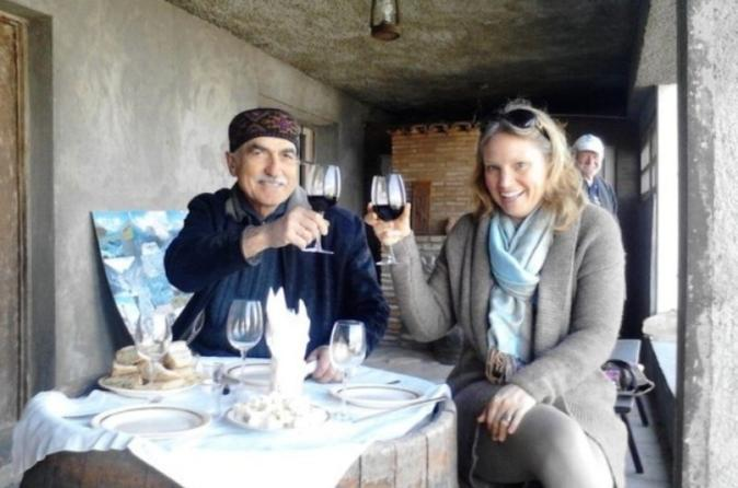 Full-Day Private Wine Tour To Kakheti from Tbilisi