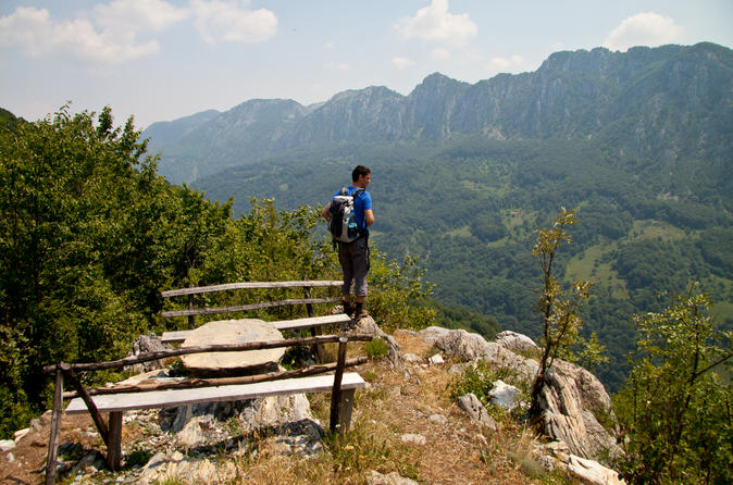 3 day domogled valea cernei national park private tour from arad in arad 232776