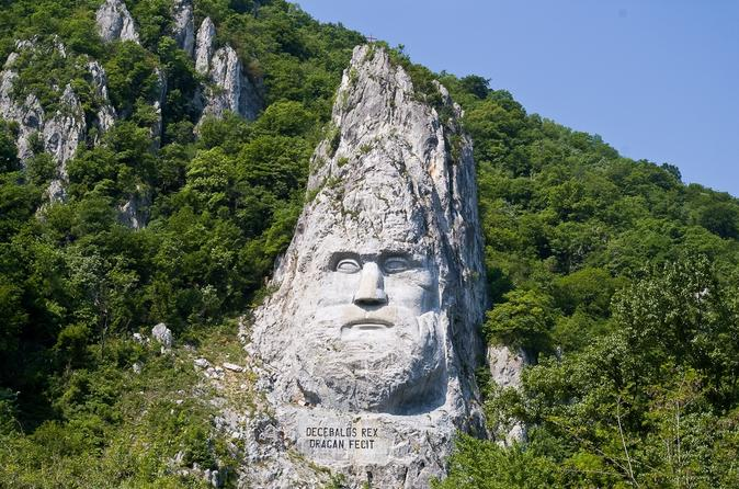 Full day private day tour to danube gorges from timisoara in timi oara 230081