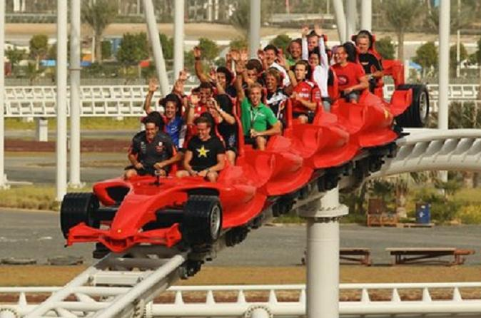 Image Result For Mac Wallpaper Ferrari Land In Dubai