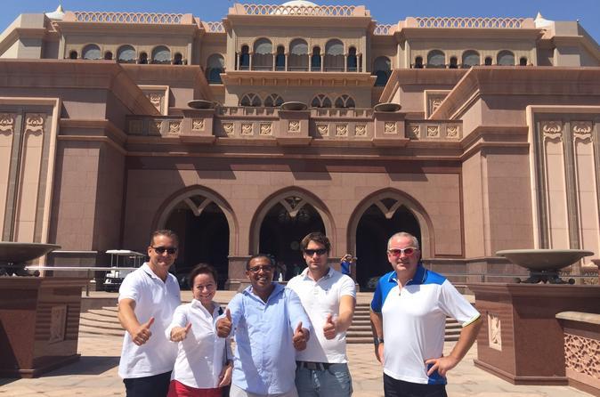 Private Abu Dhabi Tour Chauffeur service