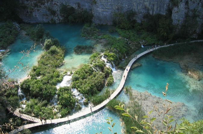 Plitvice lakes national park small group day trip from split in split 316472