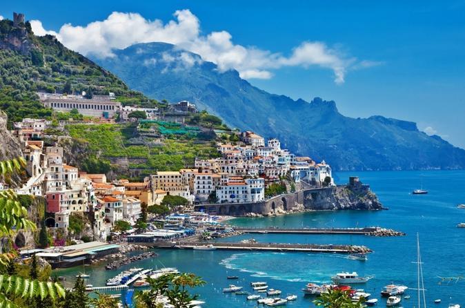 Amalfi Coast Multi-Day & Extended Tours
