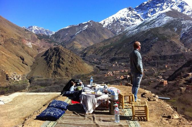1-night Atlas Mountain Experience From Marrakech With Hike And Camel Ride - Marrakesh