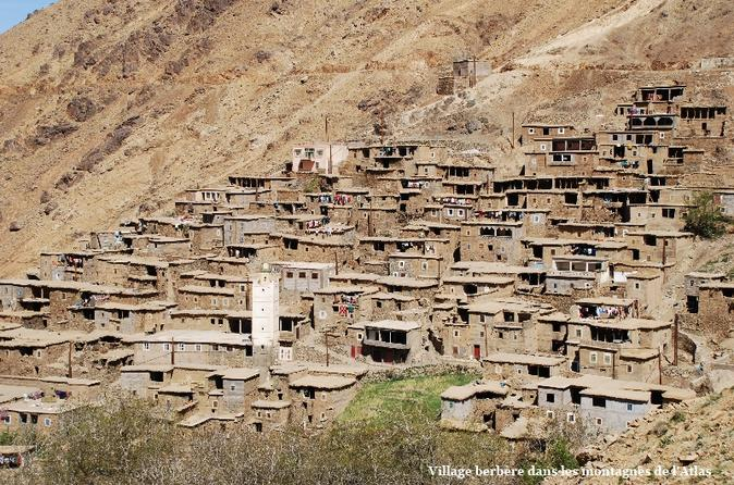 Atlas Mountains and Berber Villages Day Trip from Marrakech
