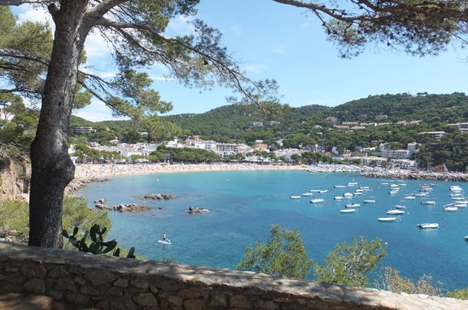 Costa Brava Day Trip from Barcelona