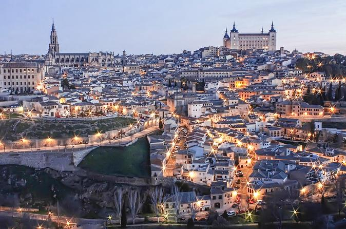 Walking tour monumental toledo in toledo 239855