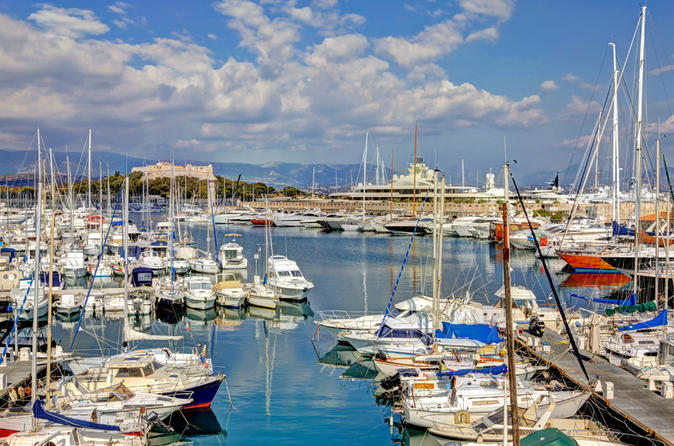 Cannes Tours & Sightseeing