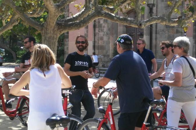 Barcelona Sightseeing Bike Tour