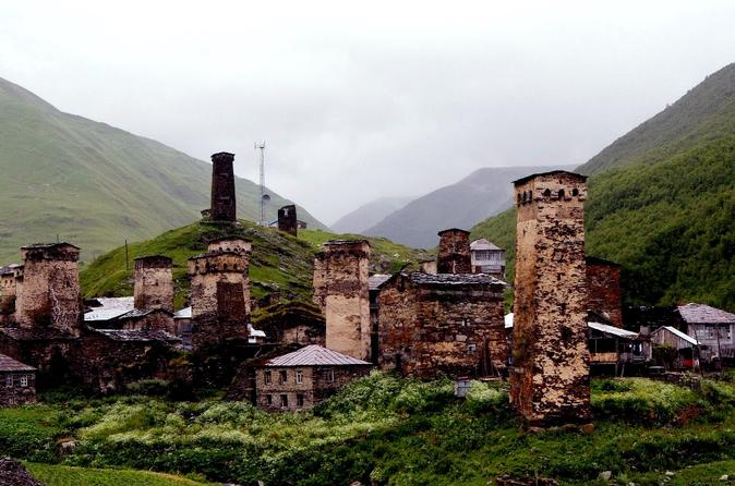 4 day private tour to svaneti highlands from batumi in batumi 198704
