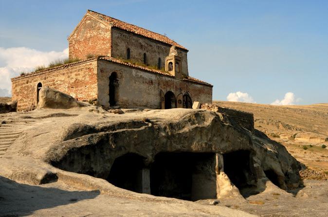 Private Tour to Mtskheta Gori and Uplistsikhe from Tbilisi