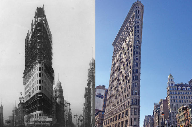 Flatiron Food, Architecture and History Tour
