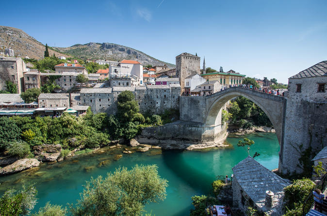 Mostar, The Traces Of Orient - Split