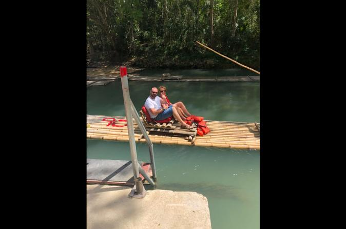 Private Martha Brae River Rafting Tour from Montego Bay