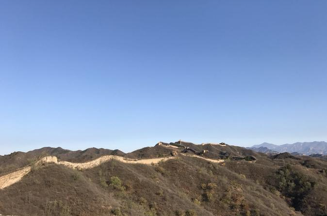 Private Beijing Great Walll Hiking Tour from Jinshanling to Simatai West