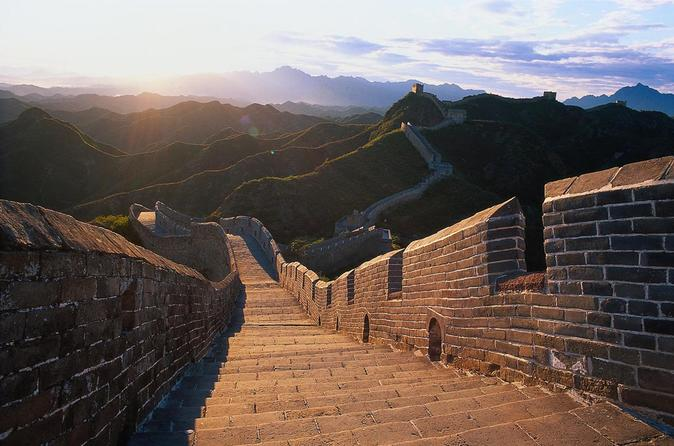 Private Huanghuacheng Great Wall Hiking Tour from Beijing with Local Tasty lunch