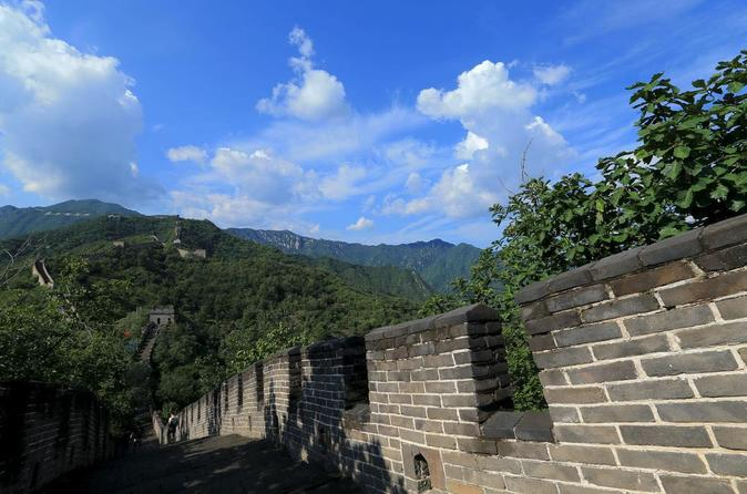 Private Transfer to Mutianyu Great Wall with professional driver