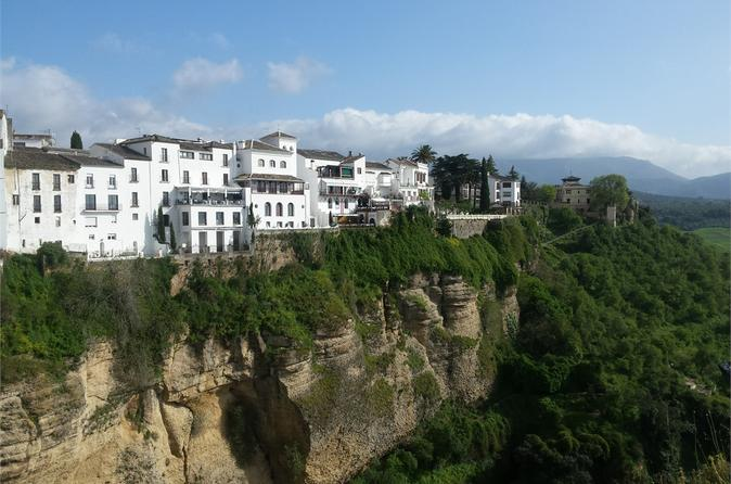 White villages guided day tour from seville in seville 206618