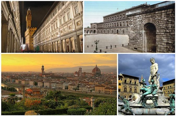 Private Tour: Florence by Train from Rome - Full Day Tour