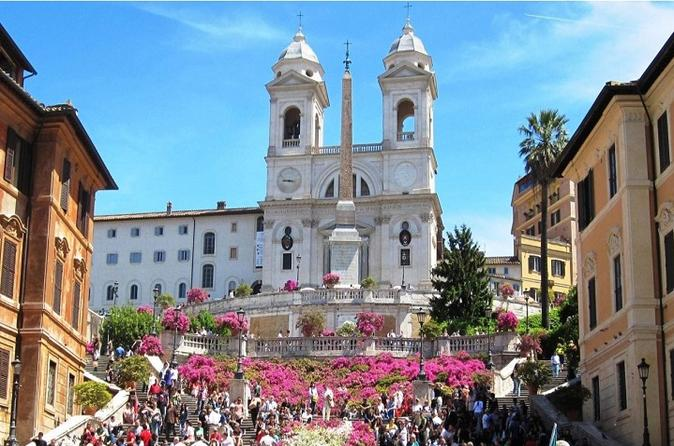 Rome Baroque Fountains and Squares - Half Day private tour