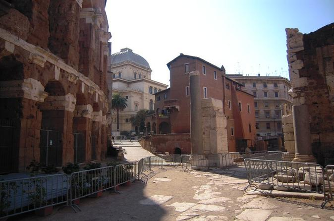 The Heart of Rome and its Treasures: Full-Day Tour with Lunch