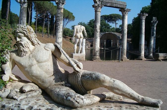 Tivoli - Hadrian's Villa and Villa D'Este Half-Day Tour from Rome