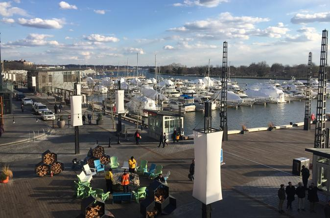 DC Waterfront Drink Excursion