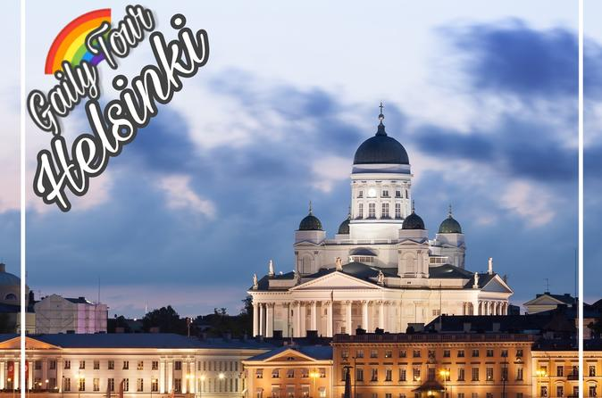 GAILY TOUR in HELSINKI - Gay Tour & Tom of Finland's Secrets