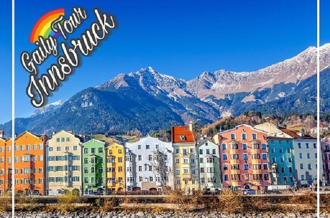 GAILY TOUR in INNSBRUCK- Gay Tour & Imperial Palace's Secrets