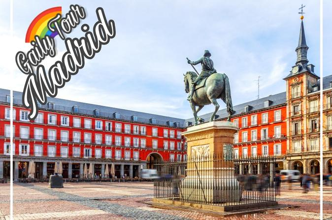 GAILY TOUR in MADRID - Gay Tour & Chueca's Secrets