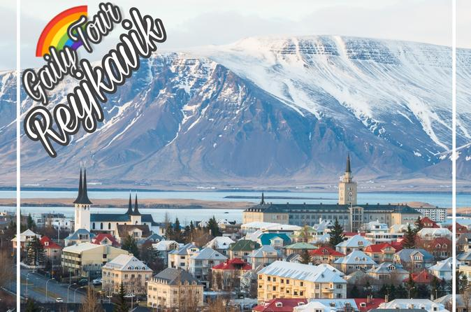 GAILY TOUR in REYKJAVIK - Gay Friendly Tour & Old Town's Secrets
