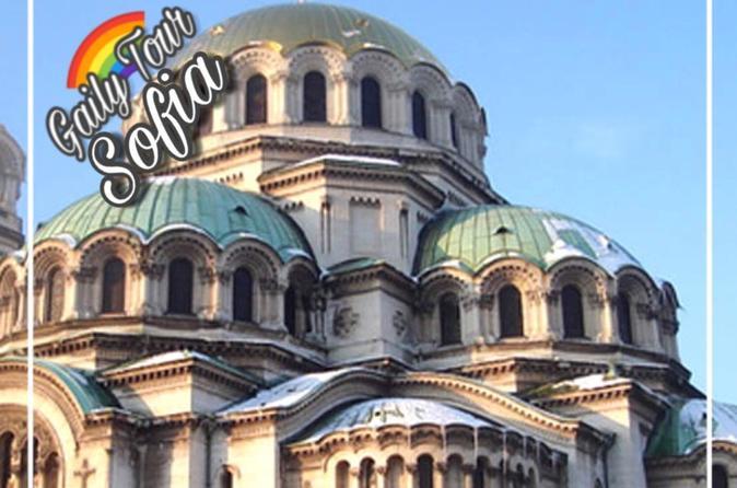 GAILY TOUR in SOFIA - Gay Friendly Tour & Ottomans' Secrets