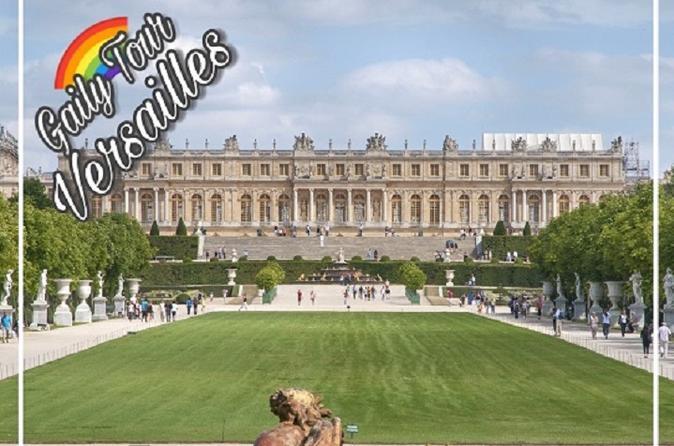 GAILY TOUR in VERSAILLES - Gay Tour & Royal Palace's Secrets