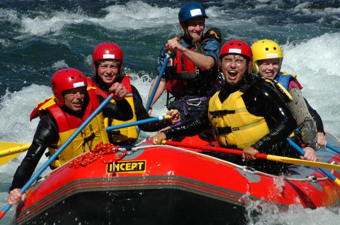 Half-Day Rafting on the Sjoa River