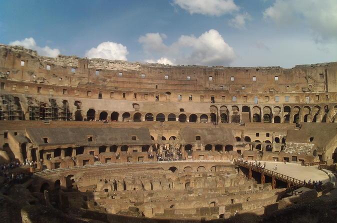 Shore Excursion from Civitavecchia Port: Rome Full-Day Tour