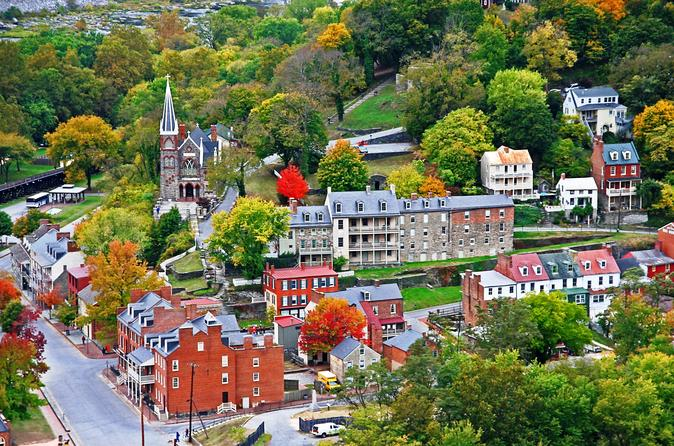 HARPERS FERRY WALKING TOUR SEPTEMBER 22, 2018