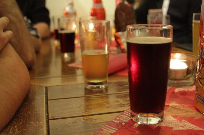 Excursão pelas cervejarias com cerveja artesanal para grupos pequenos em Berlim