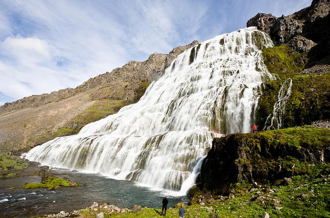 Isafjordur shore excursion dynjandi waterfall tour in safj r ur 259439