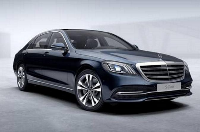 London City Departure Private Transfer to London City Airport LCY in Luxury Car