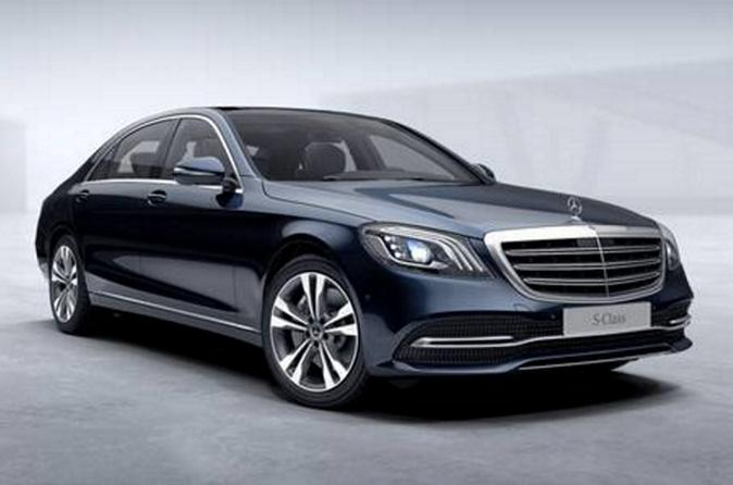 Paris Departure Private Transfers from Paris to Paris Airport CDG in Luxury Car
