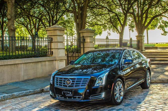 Private Luxury Airport Transfer from Downtown Charleston