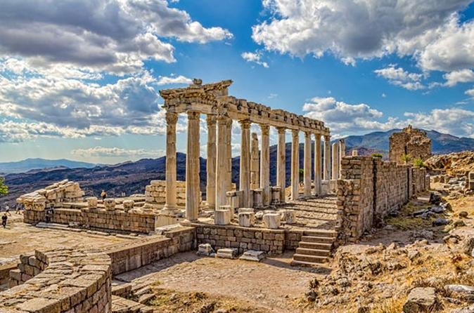 2-Days Gallipoli Troy Pergamon Acropolis Tour From Istanbul