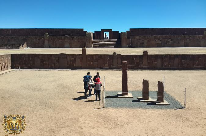 Tiwanaku & Puma Punku - The Ancient Civilization - Everything Included!