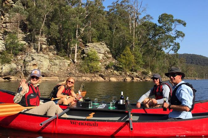Southern Highlands Food and Wine Canoe Tour