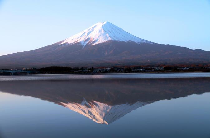 Mt Fuji 5th Station and Lake Kawaguchiko Morning Tour